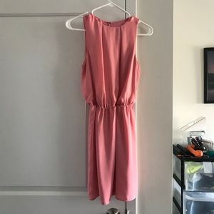 H&M Light Pink Dress Size 2
